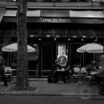 """3º Lugar - Lucas Sampaio (FCSH) """"Café a dois com mapa turístico"""""""
